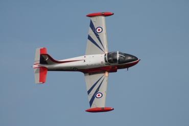 BAC Jet Provost T.3A