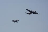 Avro Lancaster B.I & Panavia Tornado GR.4