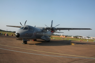 EADS CASA C-295M