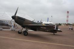 Supermarine Spitfire Mk. I Replica