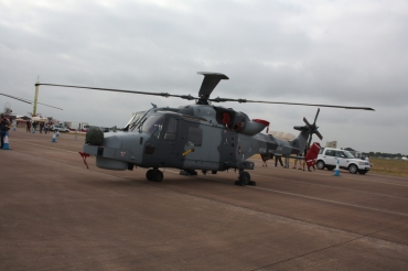 Agusta-Westland AW159 Wildcat HMA.2