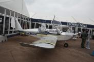 Evektor EV-97 Eurostar & Ikarus C42 FB80 Cyclone