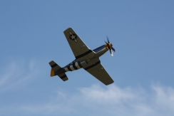 "North American TF-51D Mustang ""Miss Velma"""