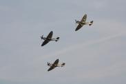 Supermarine Spitfires LF. VB, Mk. IXT & LF. XVIE