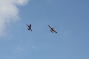 BAe Hawk T.1A & Shorts Tucano T.1