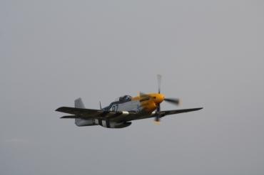 "North American P-51D Mustang ""Ferocious Frankie"""