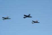 Supermarine Spitfire FR. XIVE & Hispano HA-1112-M1L Buchons