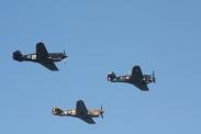 Curtiss Hawk 75A-1, Curtiss P-40B Tomahawk IIA & Curtiss P-40F Kittyhawk Mk. II