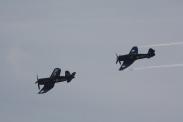 Vought F4U-4 Corsair & Hawker Sea Fury FB.11
