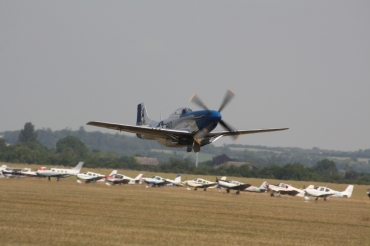 "North American P-51D Mustang ""Moonbeam McSwine"""