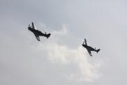 """North American P-51 Mustangs """"Miss Velma"""" & """"Princess Elizabeth"""""""