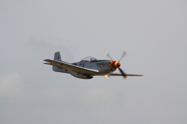 "North American P-51D Mustang ""Nooky Booky IV"""