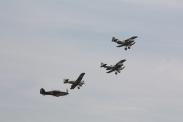 Hawker Demon I, Nimrod I, Nimrod II & Hurricane Mk. IIA