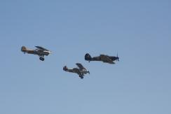 Hawker Hurricane Mk. XIIA, Hawker Nimrod I & Hawker Nimrod II