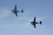 "Douglas C-47A Skytrain & Douglas C-47A Skytrain ""Drag em oot"""