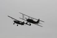 Polikarpov Po-2 & Auster AOP.11