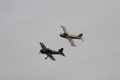 Percival P.56 Provost T.1 & BAC Jet Provost T.3A