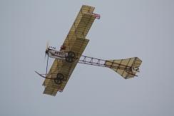 Roe IV Triplane (Replica)