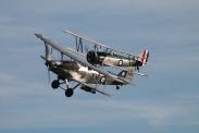Avro Tutor & Hawker Hind