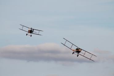 Bristol F.2B Fighter & RAF S.E.5A