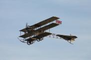 Roe IV Triplane Replica