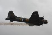 "Boeing B-17G Flying Fortress ""Sally B"""
