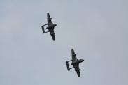 De Havilland DH.100 Vampire FB.52 & De Havilland DH.115 Vampire T.55