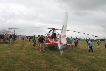 Westland Gazelle HT Mk. 3