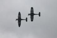 Supermarine Spitfires LF. IXE & LF. XVIE