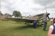 Supermarine Spitfire Mk. IIA (Replica)