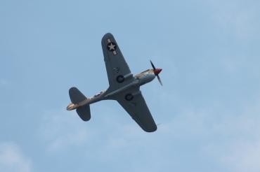 Curtiss P-40F Kittyhawk Mk. II