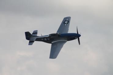 "North American P-51 Mustang ""Moonbeam McSwine"""