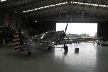 Curtiss P-40C Tomahawk IIB