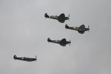 Supermarine Spitfire Mk. IAs