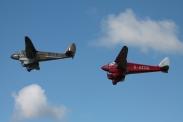 De Havilland DH.89A Dragon Rapide & De Havilland DH.90A Dragonfly