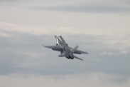 McDonnell-Douglas F/A-18C Hornet