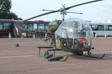 Agusta-Bell Sioux AH Mk. 1