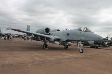 Fairchild-Republic A-10C Thunderbolt II
