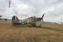 Hawker Hurricane Mk. I Replica