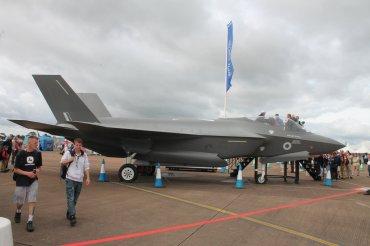Lockheed-Martin F-35B Lightning II (FSM)