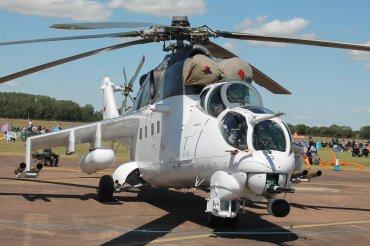 Mil Mi-35 'Hind'