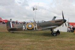 Supermarine Spitfire Mk. II Replica
