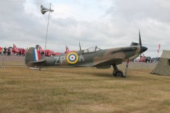 Supermarine Spitfire Mk. IIA Replica