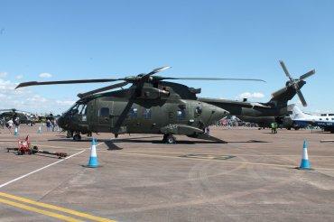 Agusta-Westland AW101 Merlin HC Mk. 3