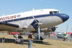 Douglas DC-3A Dakota