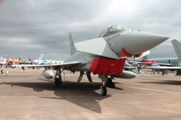 Eurofighter Typhoon F-2000A
