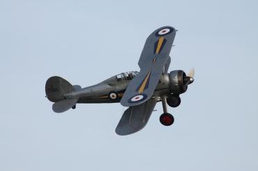Gloster Gladiator Mk. I