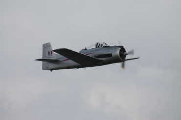 North American T-28A Fennec