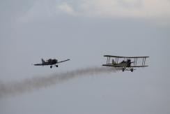 RAF B.E.2C & Junkers CL.1 Replicas