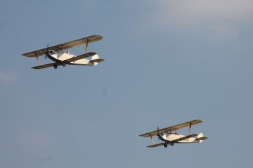Hawker Cygnet Replicas